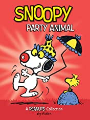 Snoopy: Party Animal