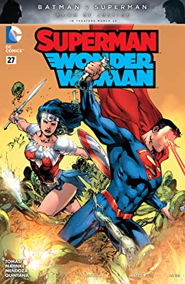 Superman/Wonder Woman (2013-2016) #27