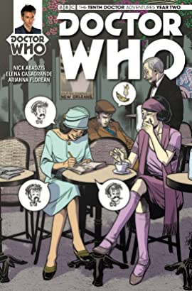 Doctor Who: The Tenth Doctor #2.10