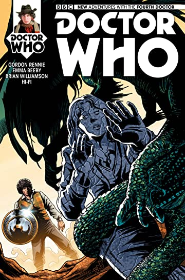 Doctor Who: The Fourth Doctor #3