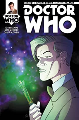 Doctor Who: The Eleventh Doctor #2.10