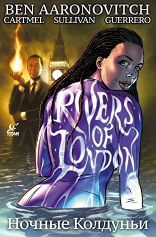 Rivers of London: Night Witch No.3