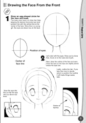 Let's Draw Manga: Shoujou Characters