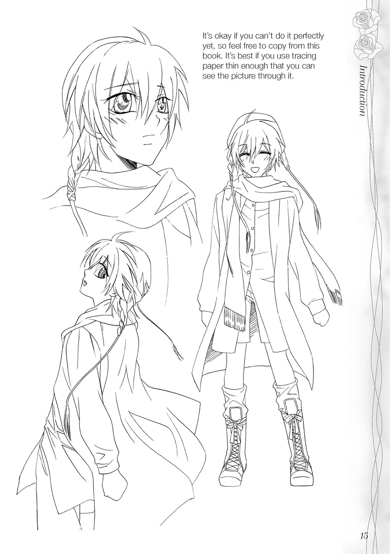 Let's Draw Manga: Yaoi