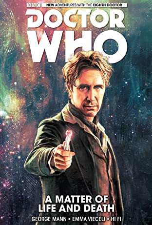 Doctor Who: The Eighth Doctor Tome 1