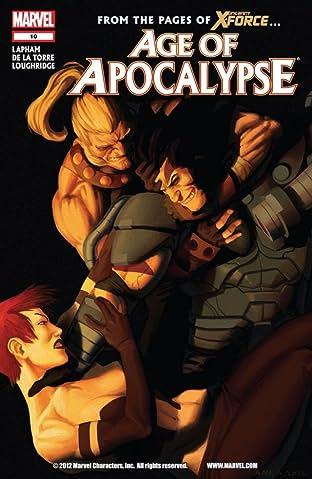 Age of Apocalypse (2012-2013) No.10