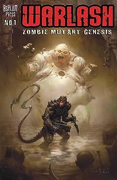 Warlash: Zombie Mutant Genesis #1 (of 3)