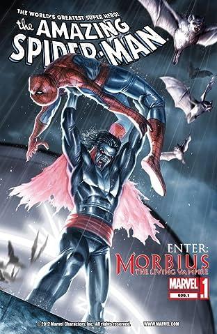 Amazing Spider-Man (1999-2013) #699.1