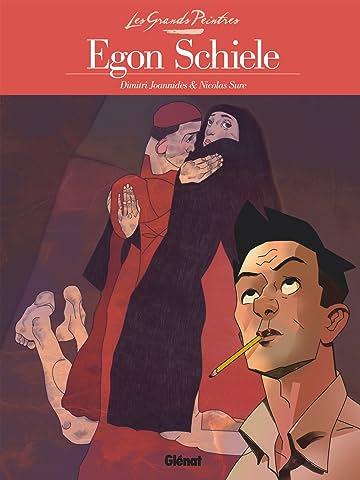 Egon Schiele: Le Cardinal et la nonne