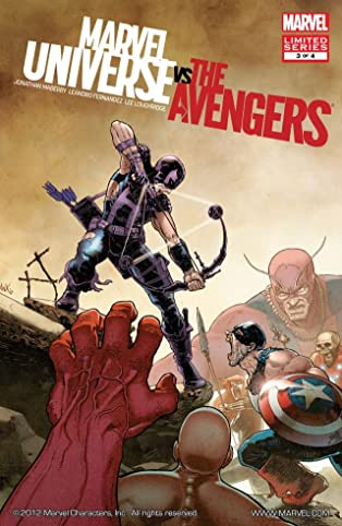 Marvel Universe vs. Avengers #3 (of 4)