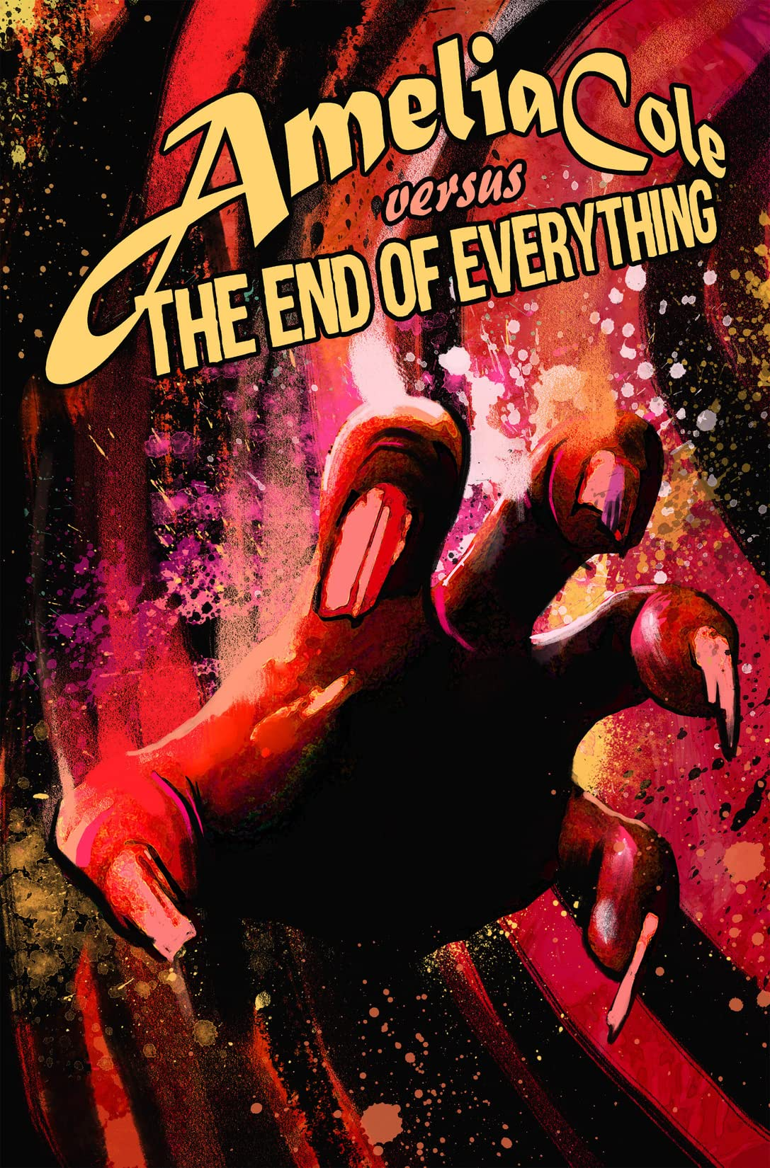 Amelia Cole #27: The End of Everything Part 3
