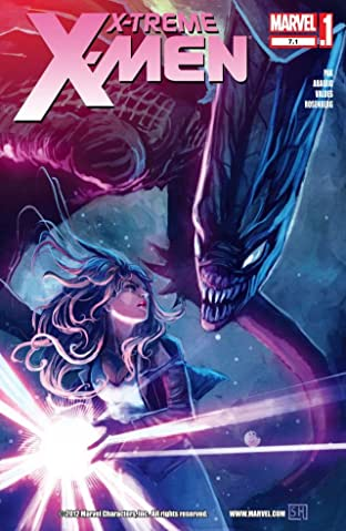 X-Treme X-Men (2012-2013) No.7.1