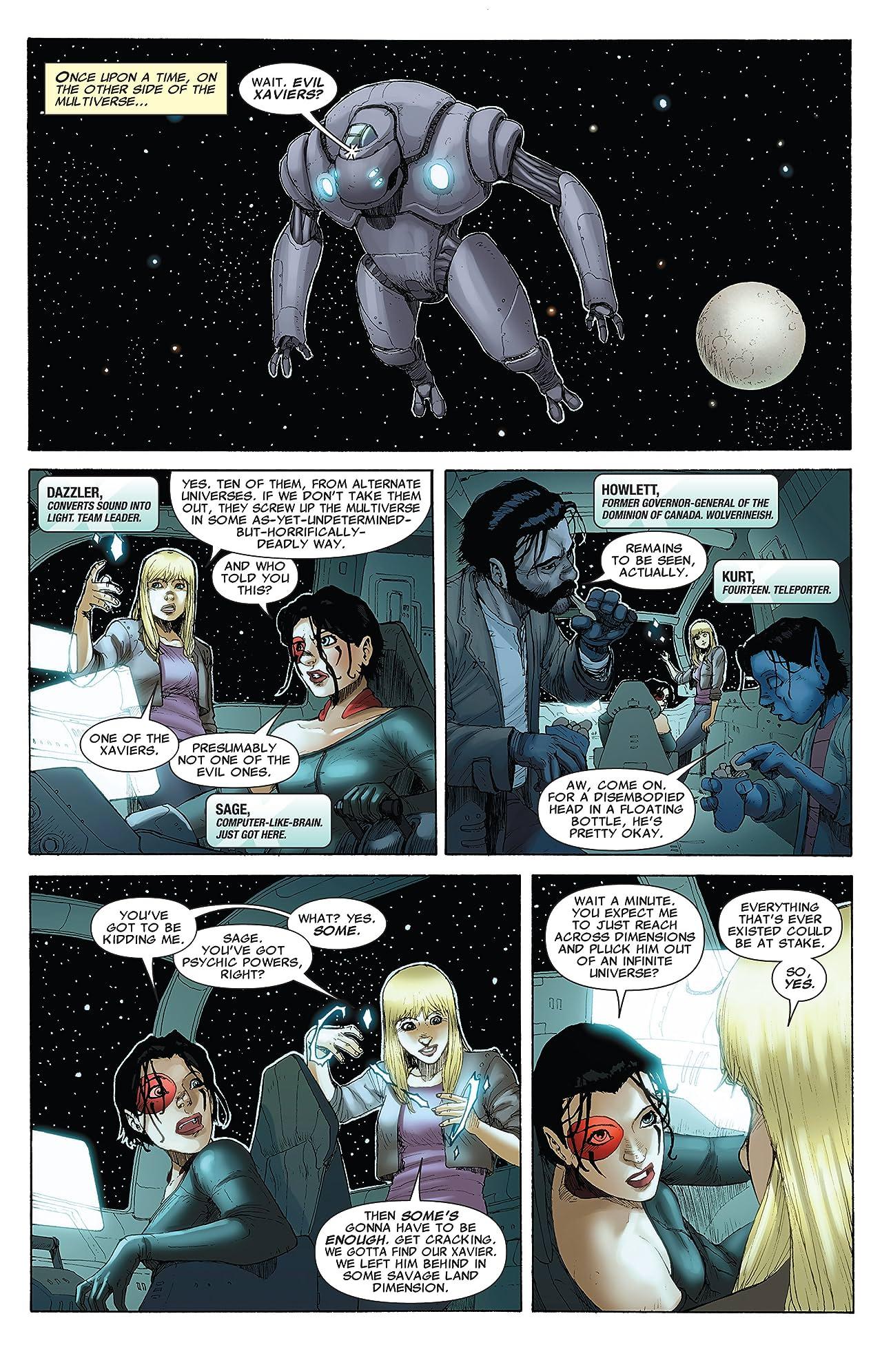 X-Treme X-Men (2012-2013) #7.1