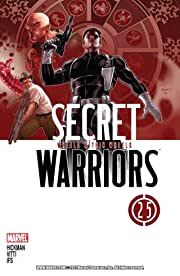 Secret Warriors (2008-2011) #25