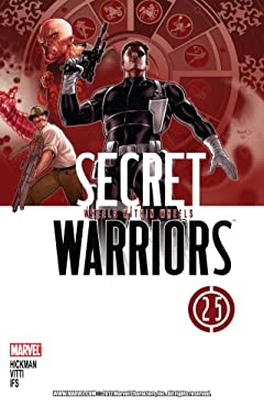 Secret Warriors (2008-2011) #25