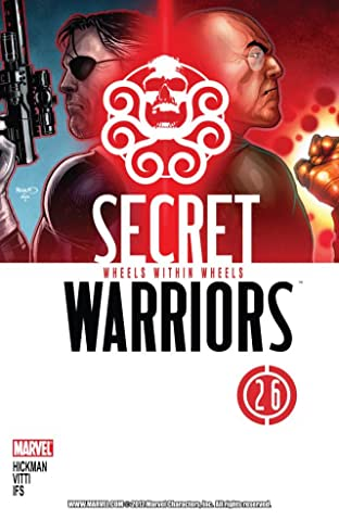 Secret Warriors (2008-2011) #26