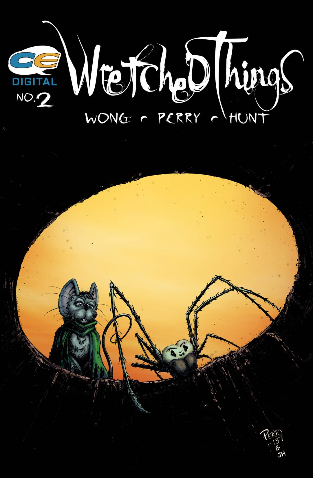 Wretched Things #2