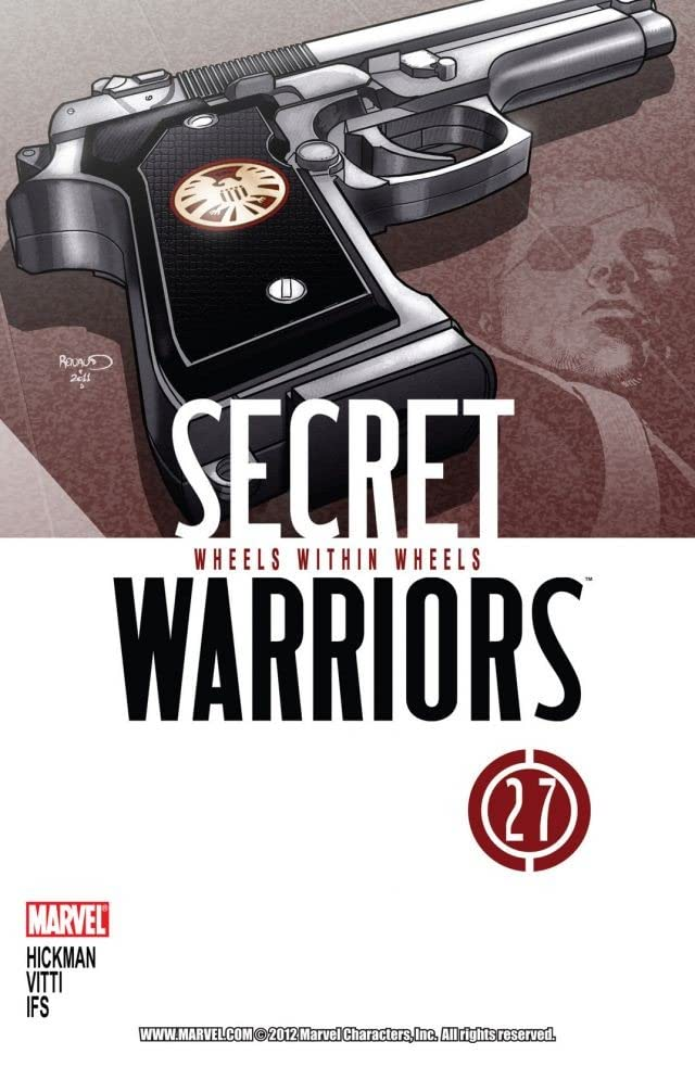 Secret Warriors (2008-2011) #27