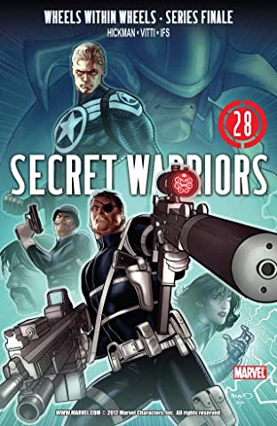 Secret Warriors (2008-2011) No.28