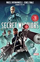 Secret Warriors (2008-2011) #28