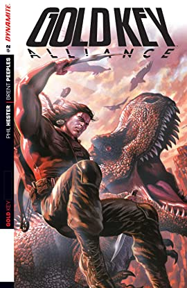 Gold Key: Alliance #2: Digital Exclusive Edition