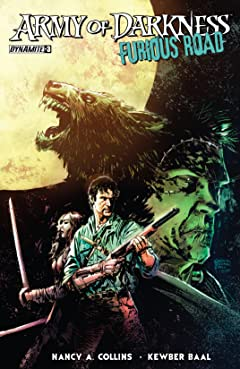 Army Of Darkness: Furious Road #3: Digital Exclusive Edition