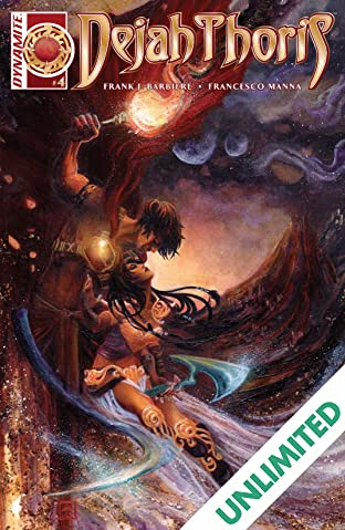 Dejah Thoris #4: Digital Exclusive Edition