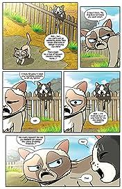 Grumpy Cat And Pokey Vol. 2 #4: Digital Exclusive Edition