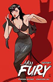 Miss Fury Vol. 2 #2: Digital Exclusive Edition