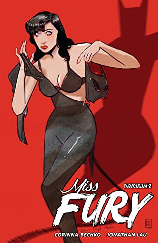 Miss Fury (2016) #2: Digital Exclusive Edition