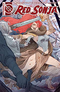 Red Sonja Vol. 3 #5: Digital Exclusive Edition