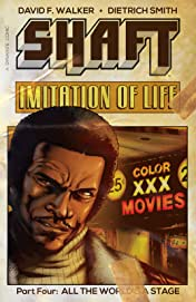 Shaft: Imitation Of Life #4: Digital Exclusive Edition