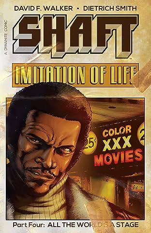 Shaft: Imitation Of Life #4: Digital Exclusive Edition