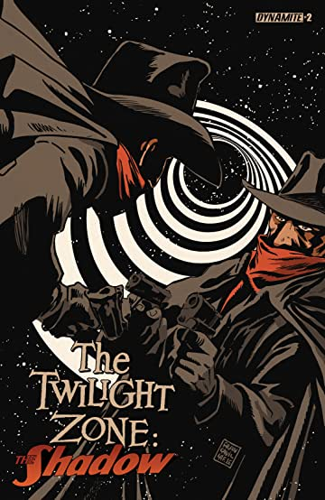 The Twilight Zone/The Shadow #2: Digital Exclusive Edition
