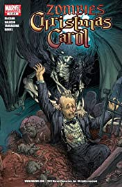 Marvel Zombies Christmas Carol #4 (of 5)