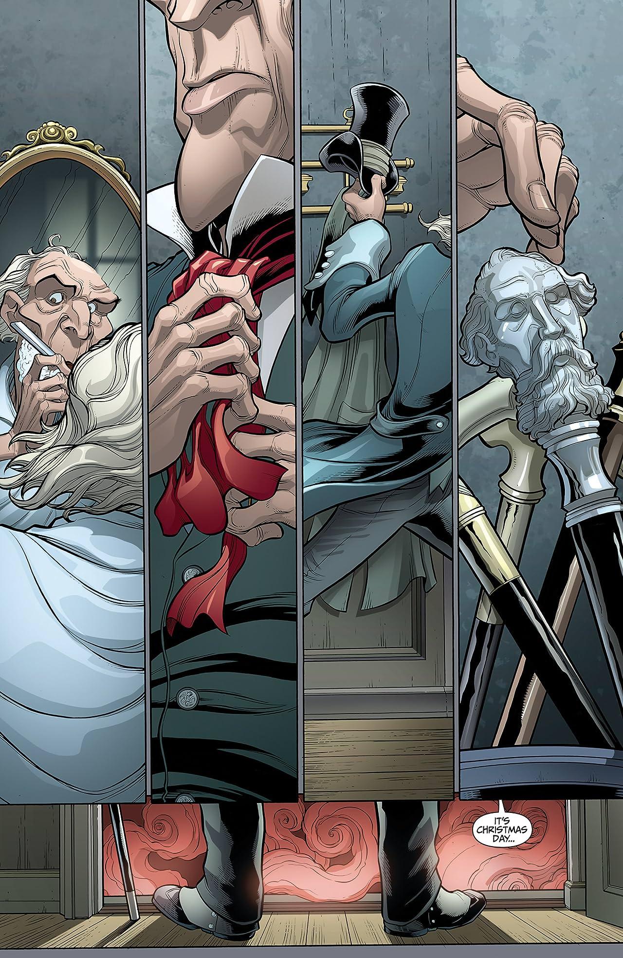 Marvel Zombies Christmas Carol #5 (of 5)