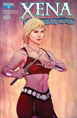 Xena: Warrior Princess (2016) No.2: Digital Exclusive Edition