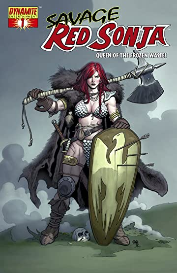 Red Sonja: Queen Of The Frozen Wastes #1
