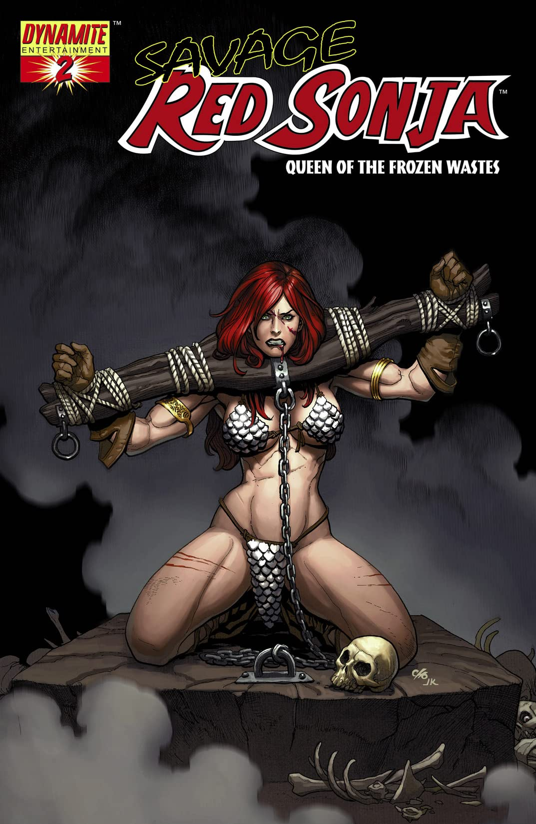 Red Sonja: Queen Of The Frozen Wastes #2