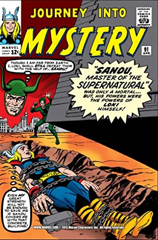 Journey Into Mystery #91