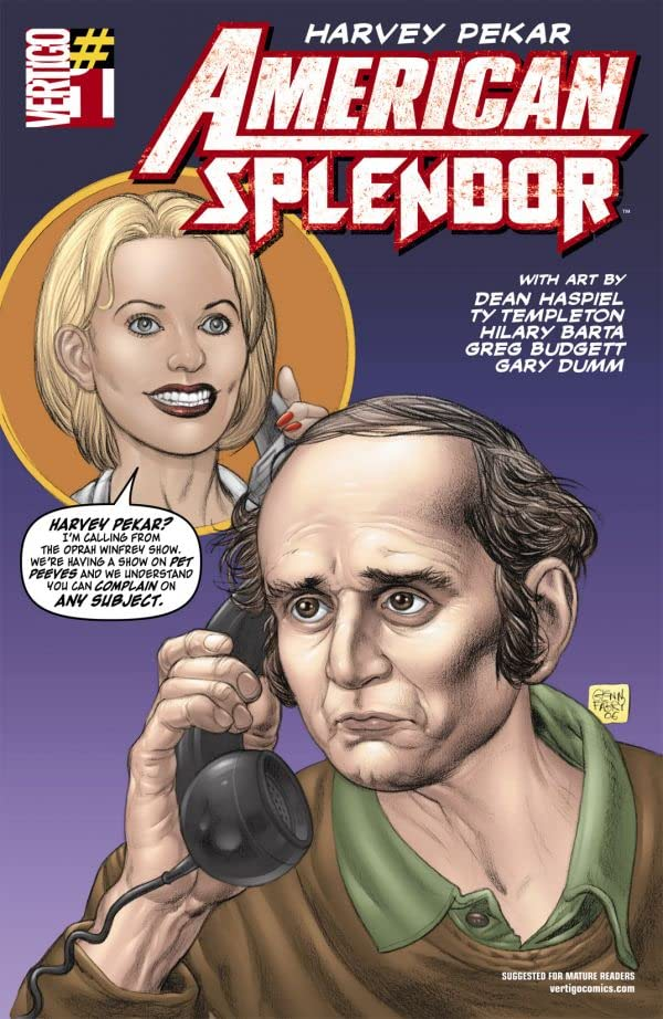 American Splendor #1 (of 4)