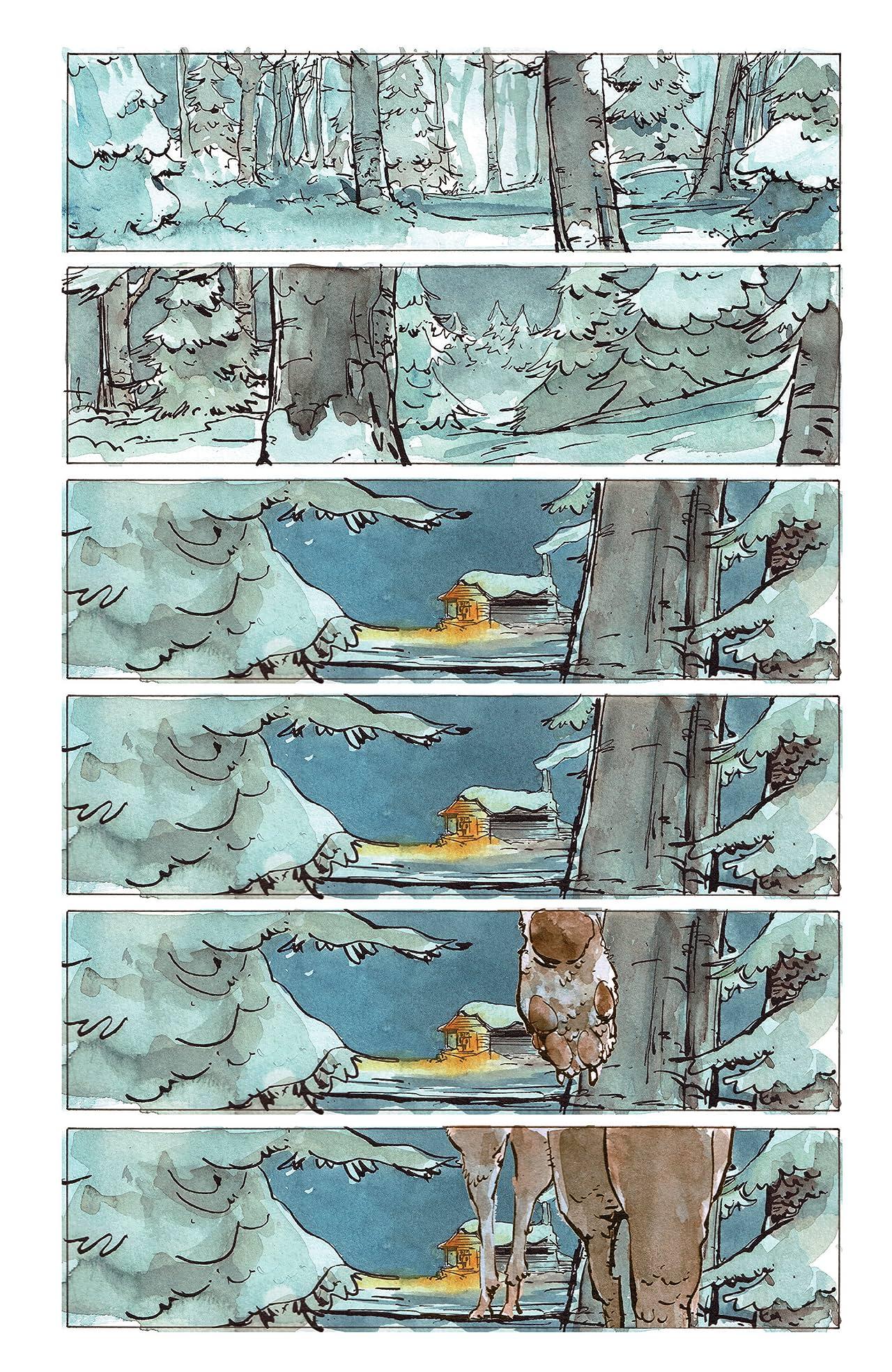 Snow Blind #4