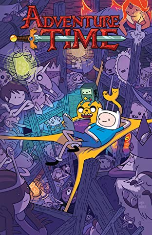 Adventure Time Tome 8