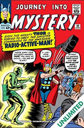 Journey Into Mystery (1952-1966) #93