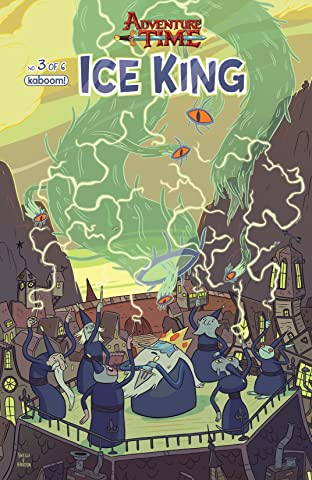 Adventure Time: Ice King #3