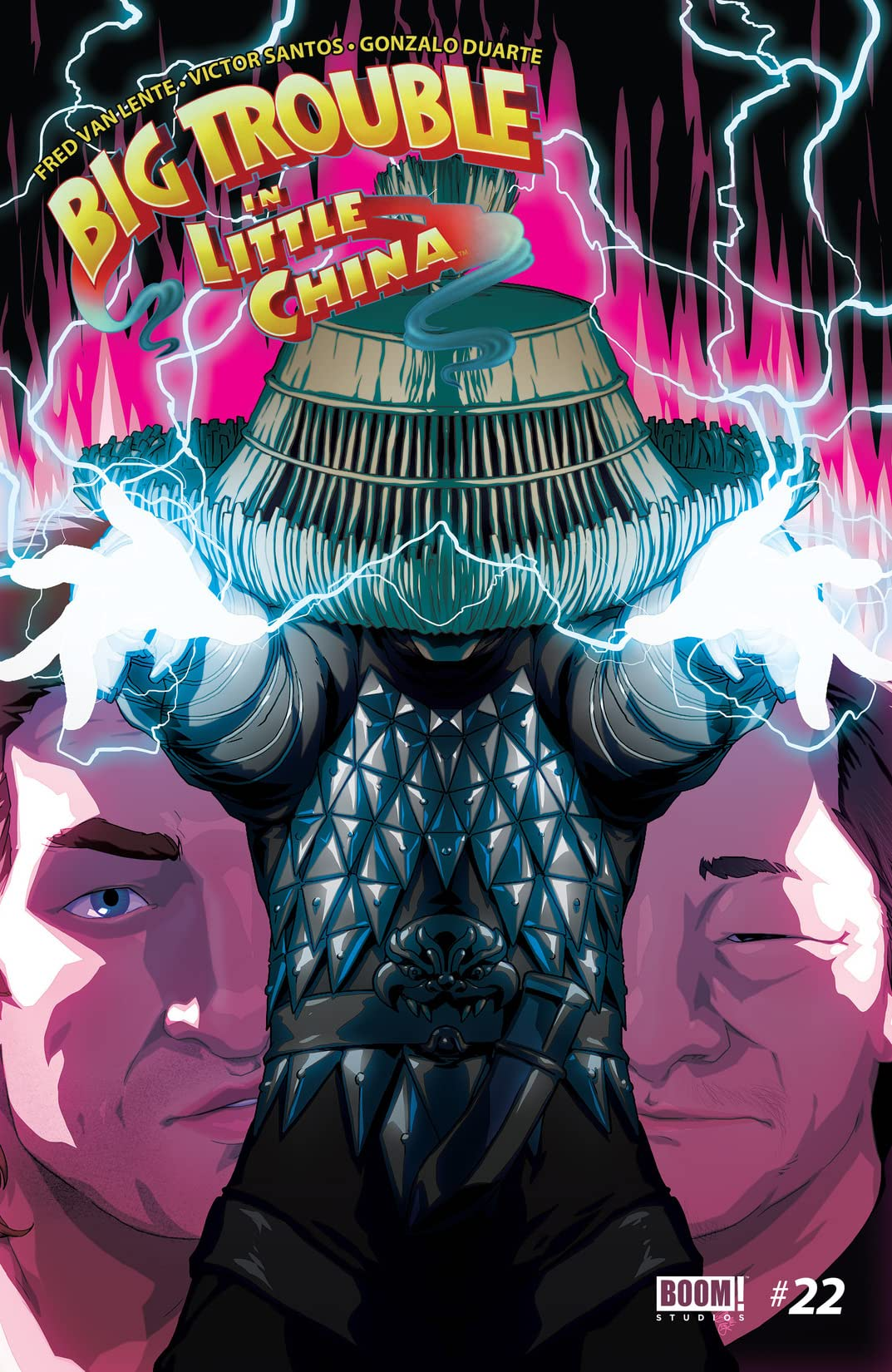 Big Trouble in Little China #22