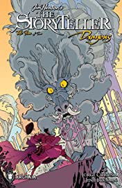 Jim Henson's The Storyteller: Dragons #4 (of 4)
