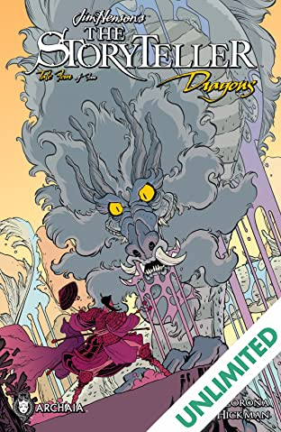 Jim Henson's The Storyteller: Dragons #4 (of 4)