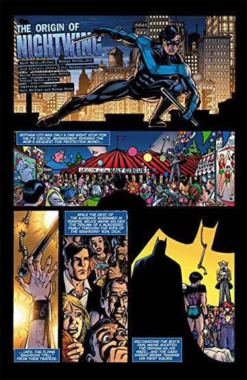 The Origin of Nightwing