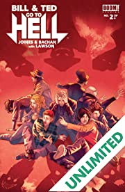 Bill & Ted Go to Hell #2 (of 4)